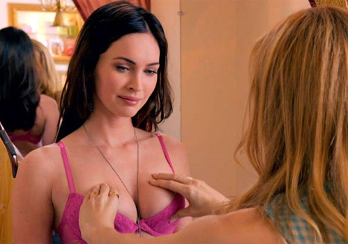 Megan Fox This is 40 Boobs