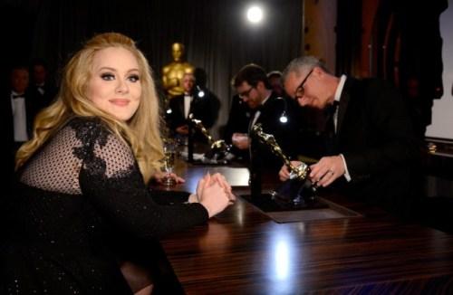 Adele engraving