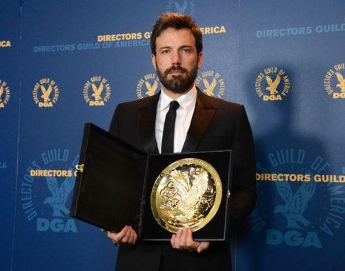 Affleck DGA Award