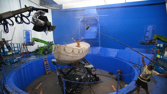 life of pi set