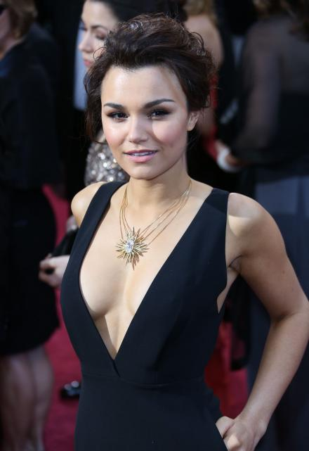 samantha barks dress