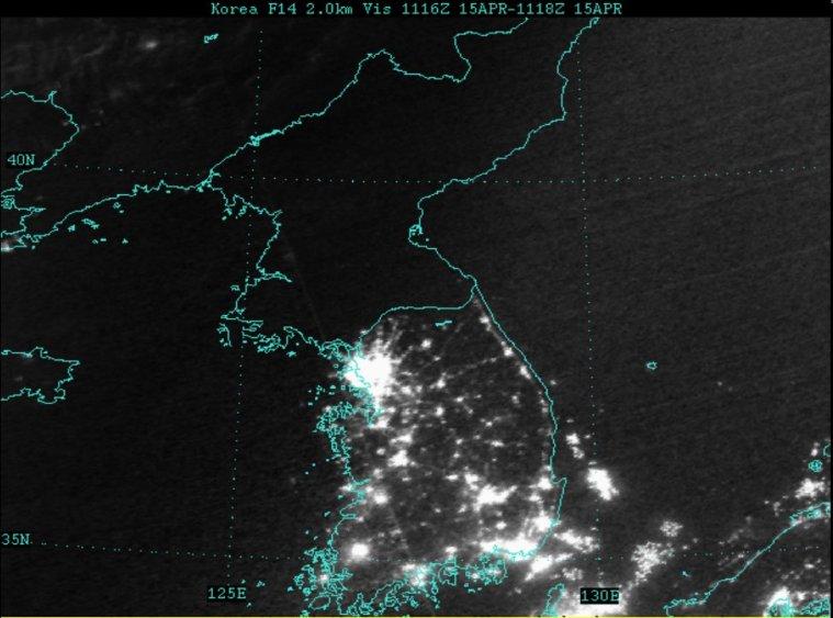 dark north korea