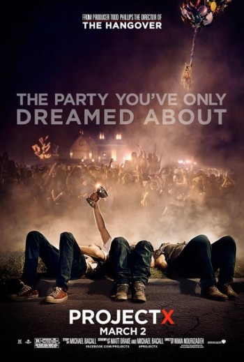 poster- PROJECT X