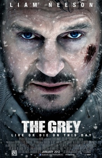 poster- THE GREY