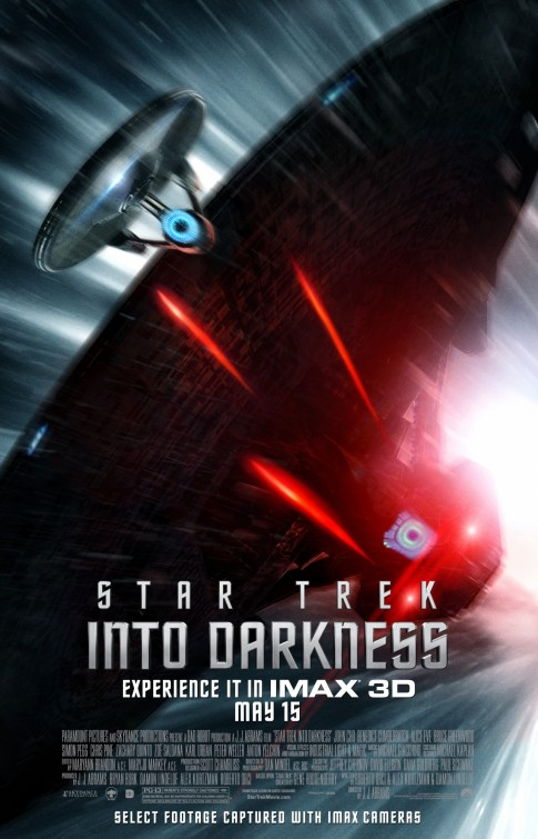 star trek into darkness poster final