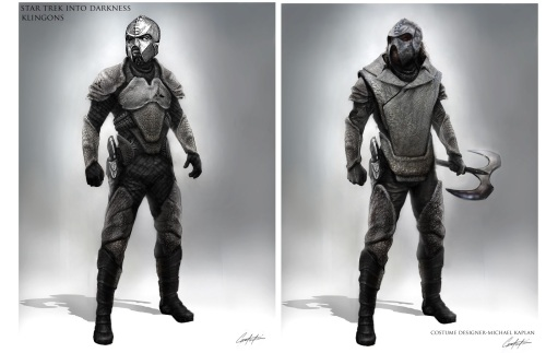 STID-Klingon concept