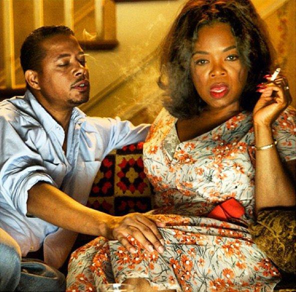 Oprah Winfrey 2013 No Makeup Mini-Review: LEE DANIE...