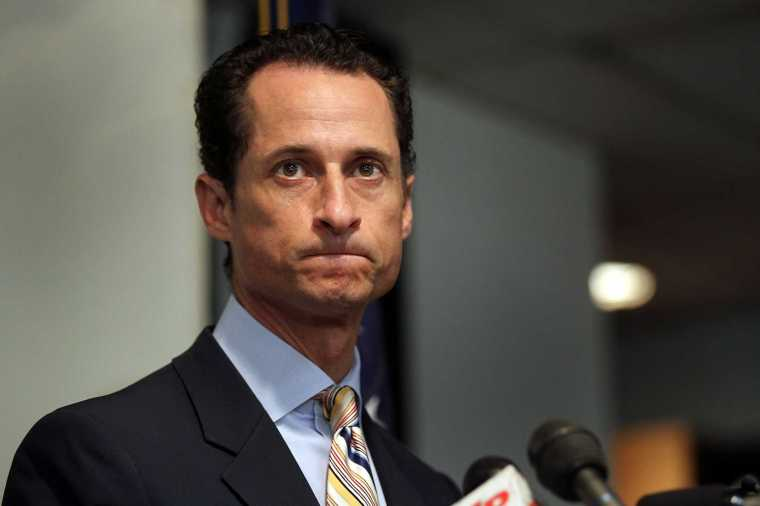 FILE: NYC Mayoral Candidate Anthony Weiner Confirms Newly Released Explicit Messages