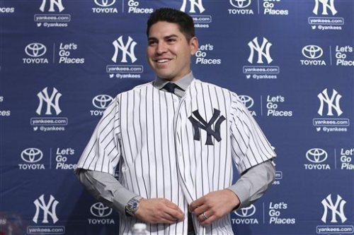 Jacoby Ellsbury Yankees
