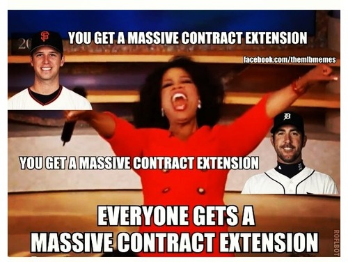 Oprah contract extension