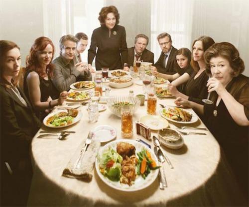 August - dinner table 2