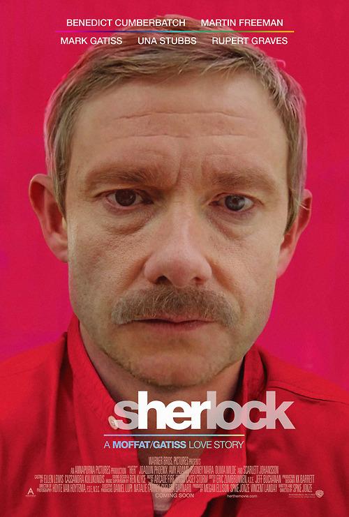 Her - Sherlock spoof