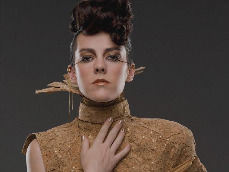 Hunger Games - Johanna makeup