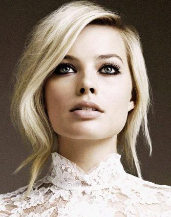 Margot closeup