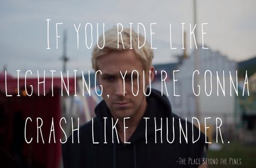 Ride Like Lightning