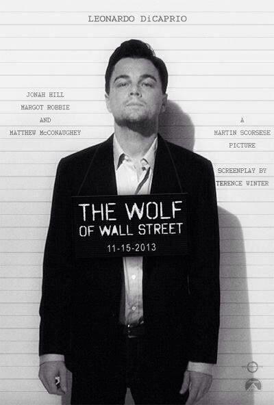 Wolf - alternate poster