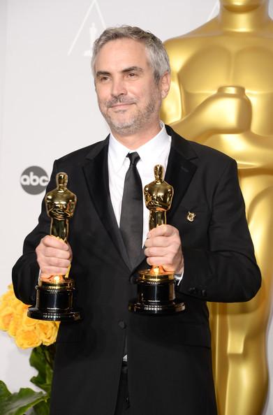 Cuaron double Oscar