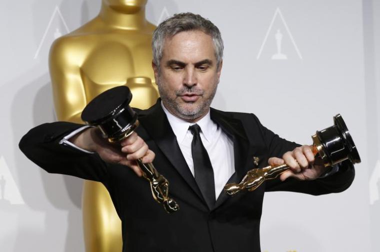 Cuaron Oscar dip