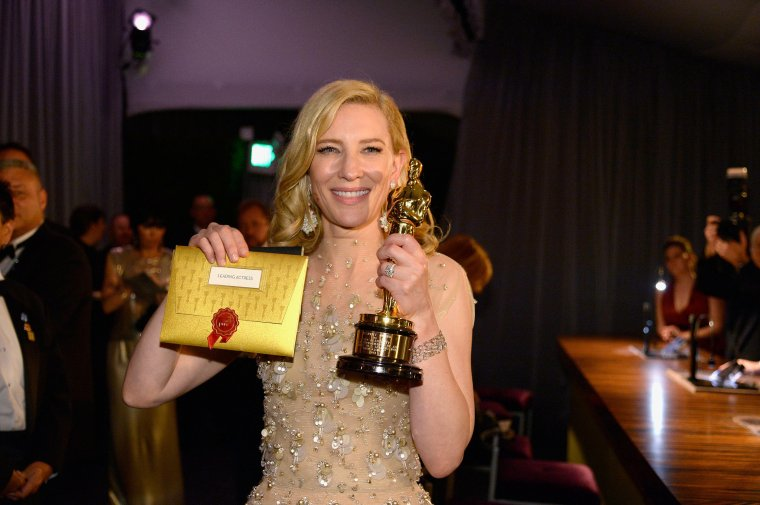 engraving Blanchett