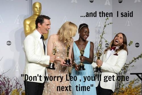 Leo get you next time