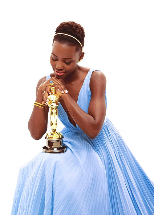Lupita Oscar 1