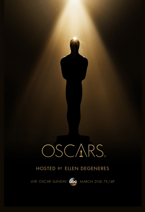 Oscars poster 2014