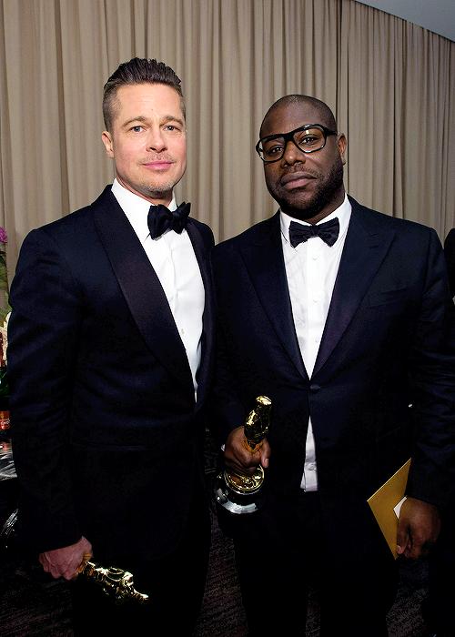 Pitt and McQueen