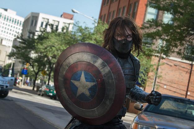 Bucky Cap America