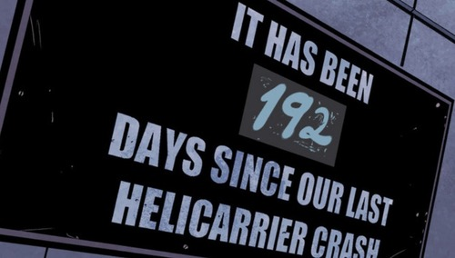 helicarrier crash