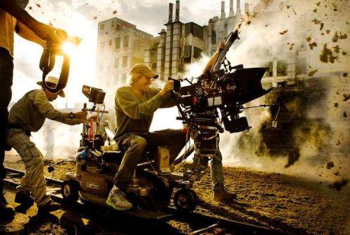 Michael Bay Transformers 4