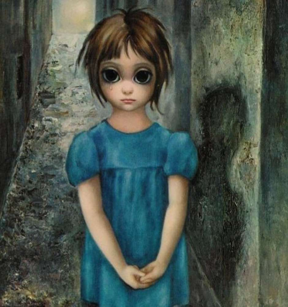 A mysterious Calgary connection to the Big Eye paintings ...  |Artist Keane Big Eyes