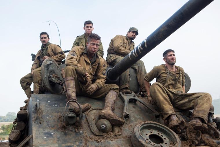 Fury cast