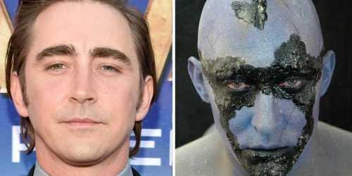Guardians Pace makeup