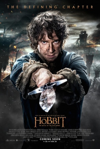 Hobbit 3 Bilbo