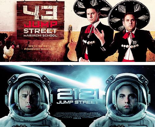 Jump Street sequels 10