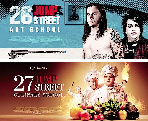 Jump Street sequels 2
