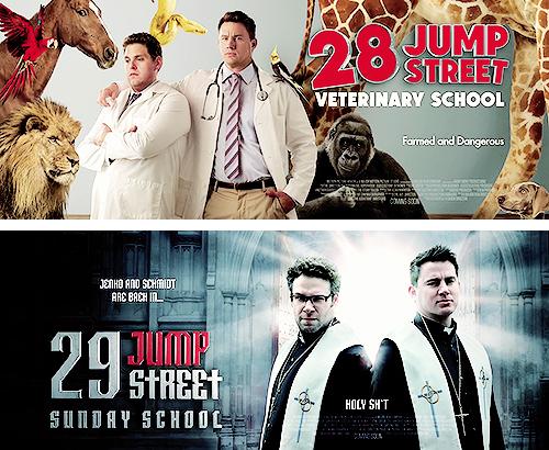 Jump Street sequels 3