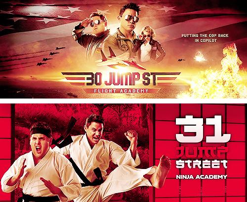 Jump Street sequels 4
