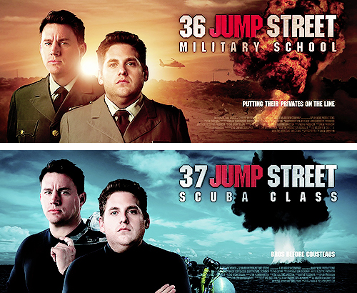 Jump Street sequels 7