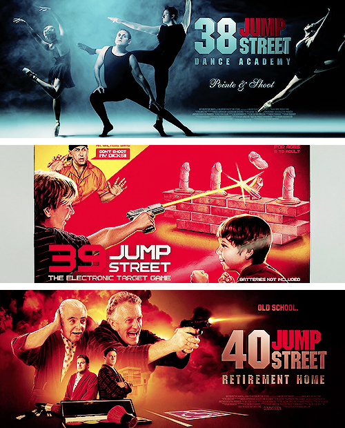 Jump Street sequels 8