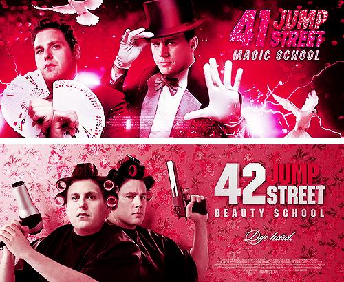 Jump Street sequels 9