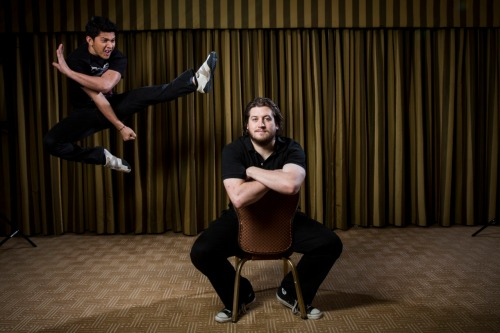 Raid 2 - Evans and Iko