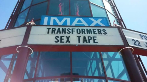 Transformers Sex Tape