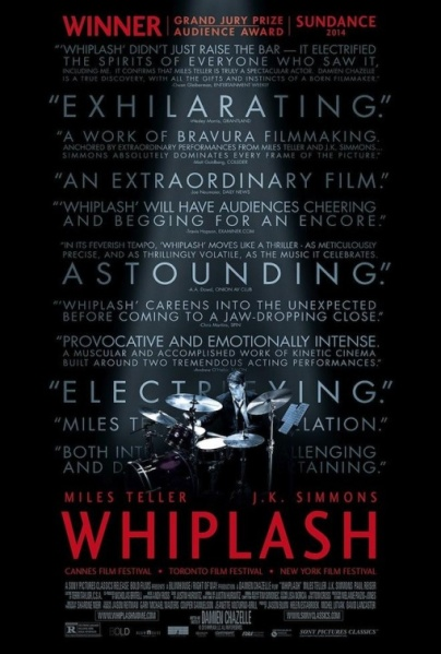 Whiplash posters