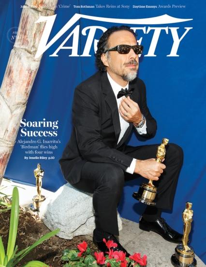 Inarritu Variety Oscars