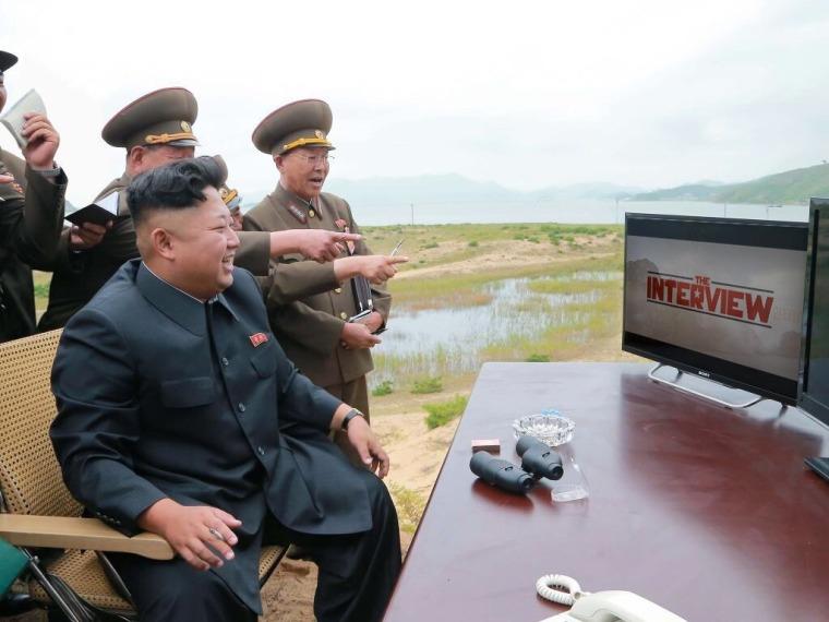 Interview Kim Jong watches