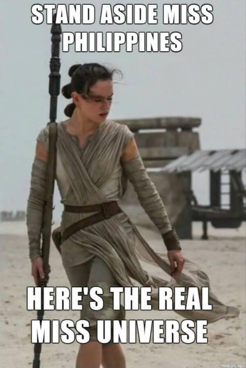 Rey miss Universe