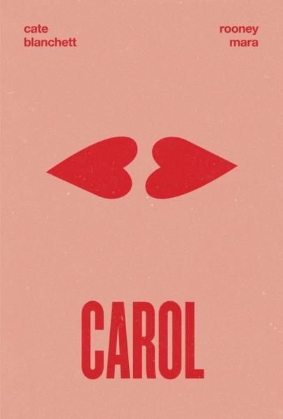 Carol lips poster