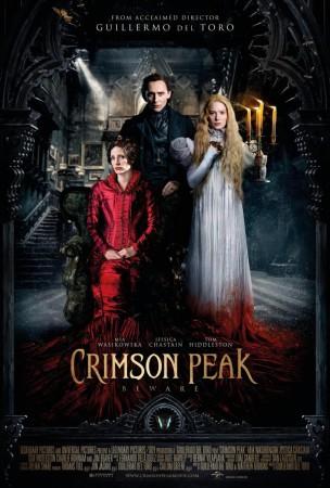 poster- CRIMSON PEAK