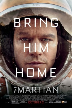 poster- MARTIAN